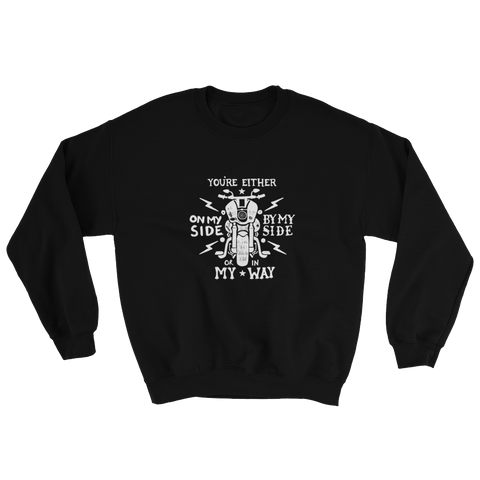In My Way Sweatshirt