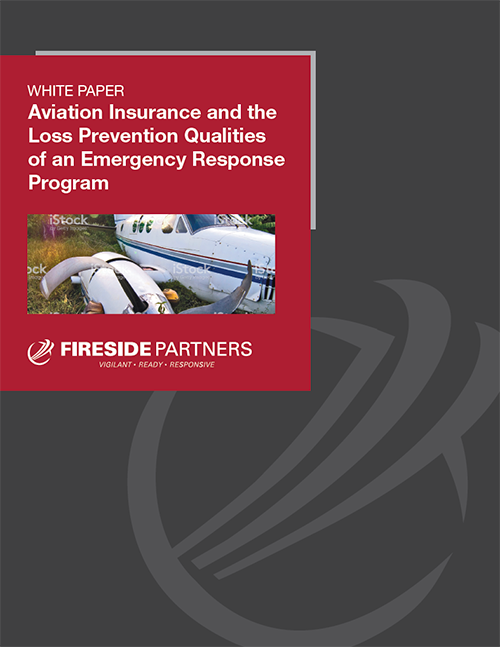 White Paper: Aviation Insurance and the Loss Prevention Qualities of an Emergency Response Program