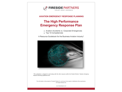 The High Performance Emergency Response Plan