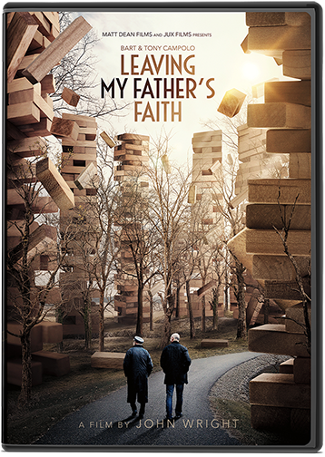 Leaving My Father's Faith DVD
