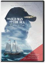 LIMITED EDITION - The Old Man and the Sea: Return to Cuba - DVD/ CD Combo