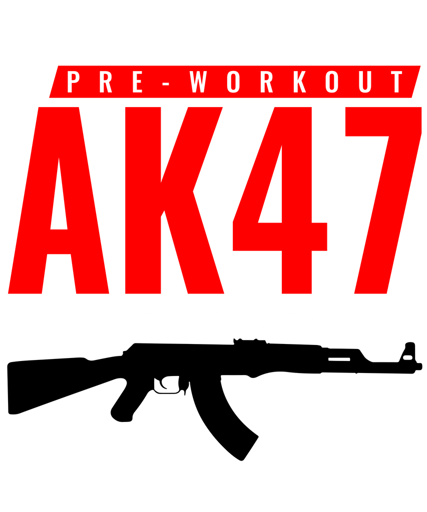 AK47 - The All In One Energy Drink Mix