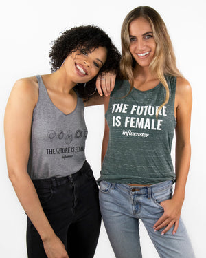 The Future is Female Tank