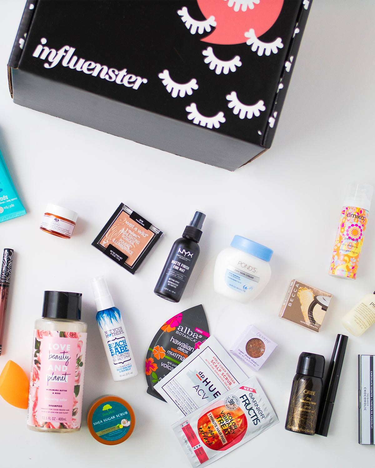 Influenster Reviewers' Choice Beauty Box