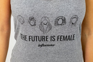 Future is Female Racerback