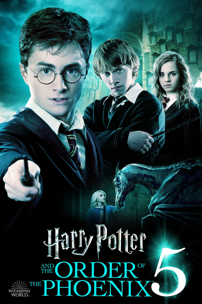Holiday Movie Review: Harry Potter and the Order of the Pheonix