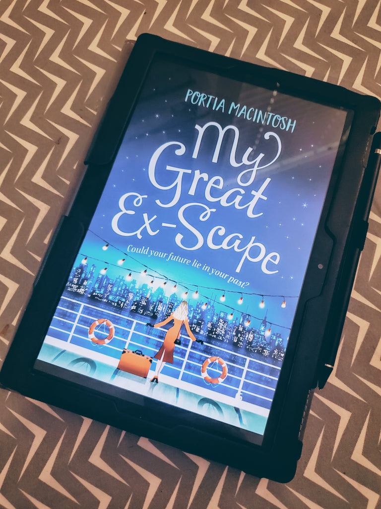 Book Review: My Great Ex-Scape