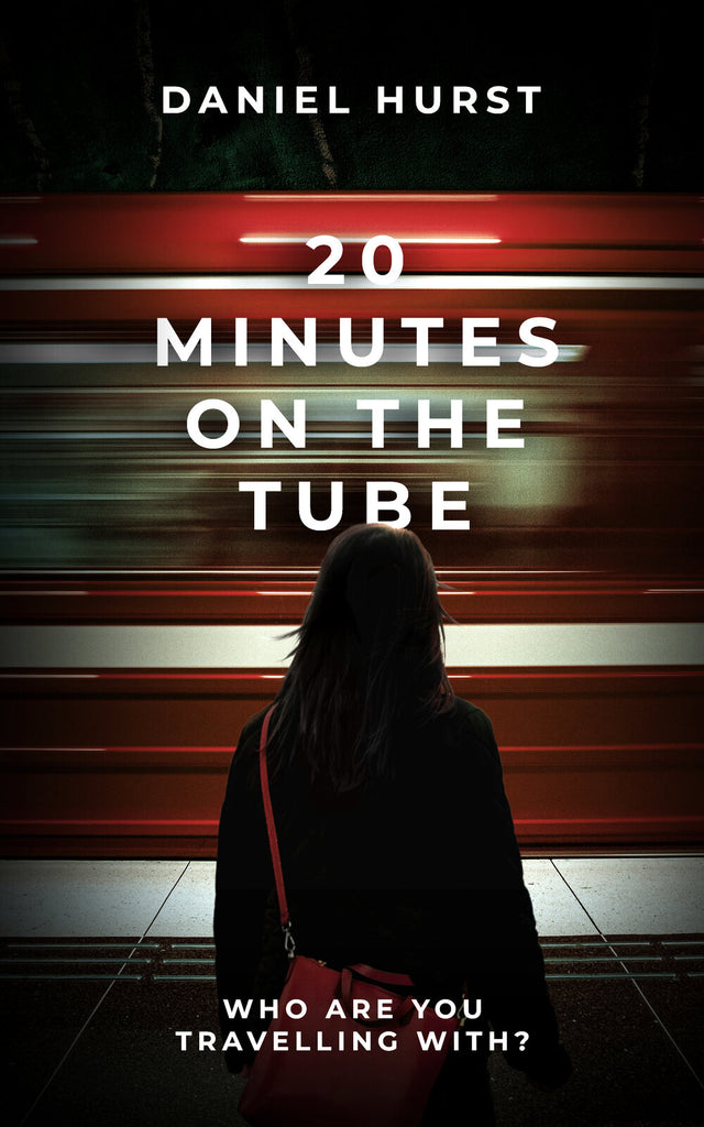 Book Review: 20 Minutes on the Tube | Daniel Hurst