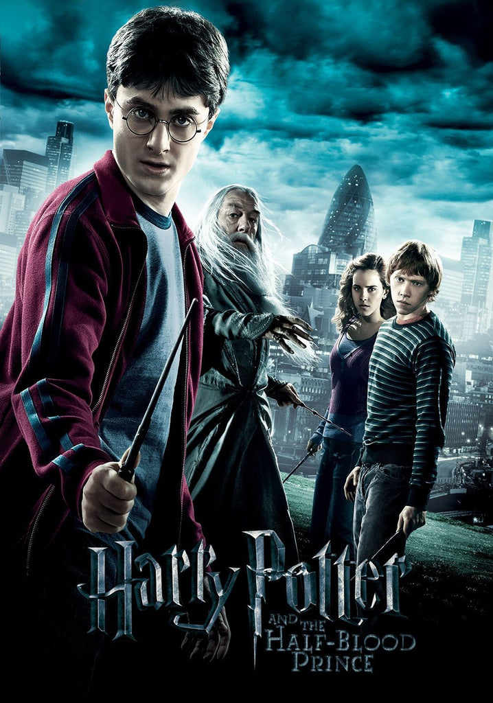 Holiday Movie Review: Harry Potter and the Half Blood Prince