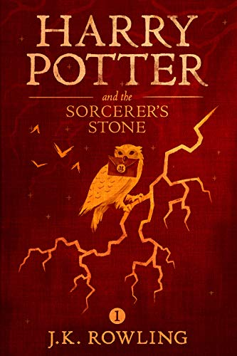 Book Review: Harry Potter and the Sorcerer's Stone | JK Rowling