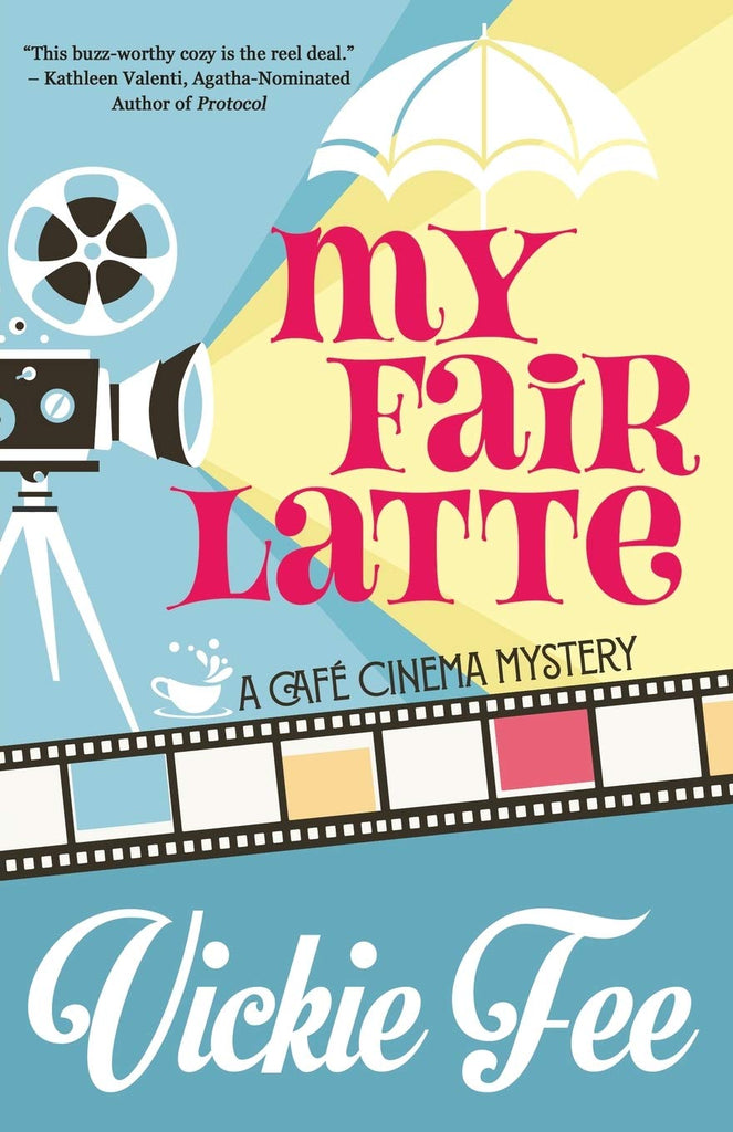 Book Review: My Fair Latte | Vickie Fee