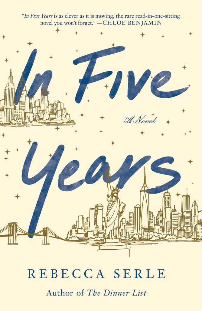 Book Review: In Five Years | Rebecca Serle