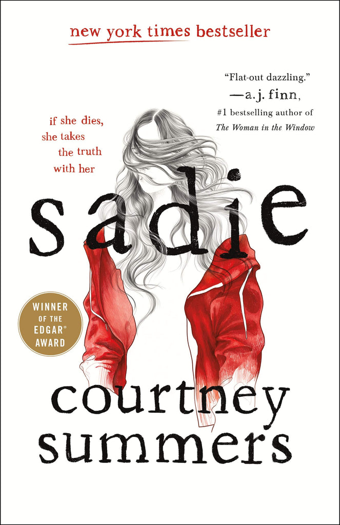 Book Review (Laney): Sadie | Courtney Summers