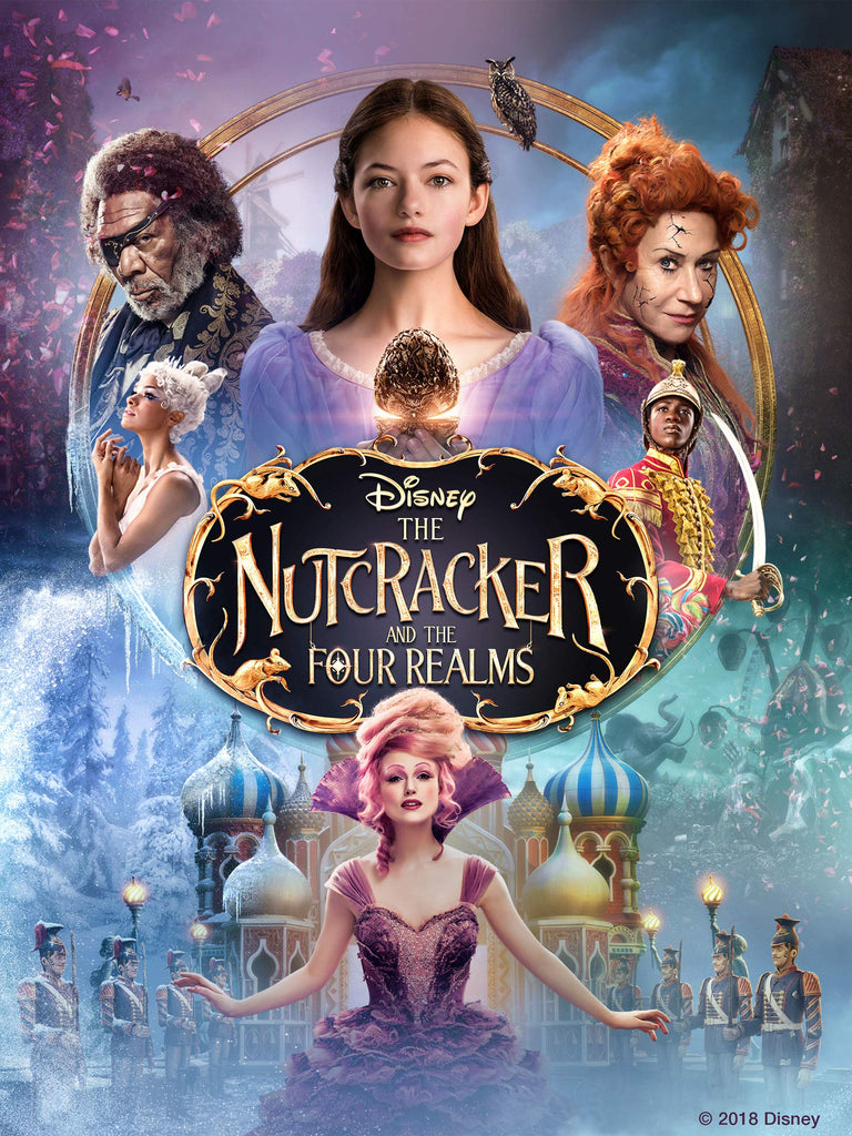Holiday Movie Review: Nutcracker and the Four Realms