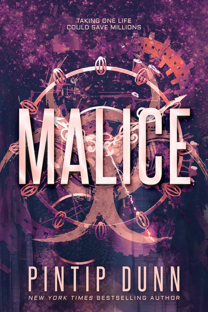 Book Review: Malice | Pintip Dunn