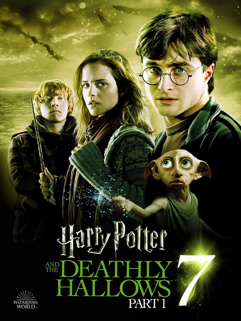 Holiday Movie Review: Harry Potter and the Deathly Hallows Part 1