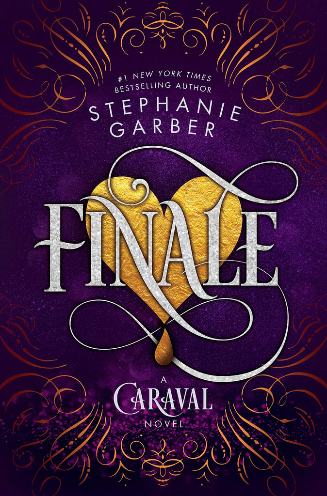 Book Review: Finale | Stephanie Garber
