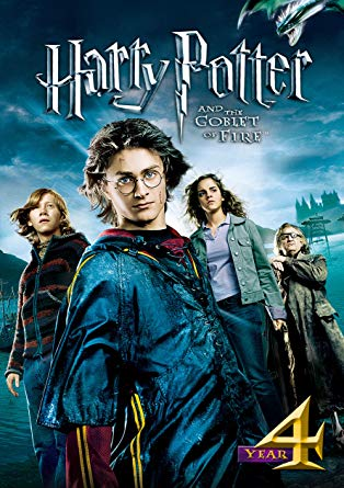 Holiday Movie reviews: Harry Potter and the Goblet of Fire