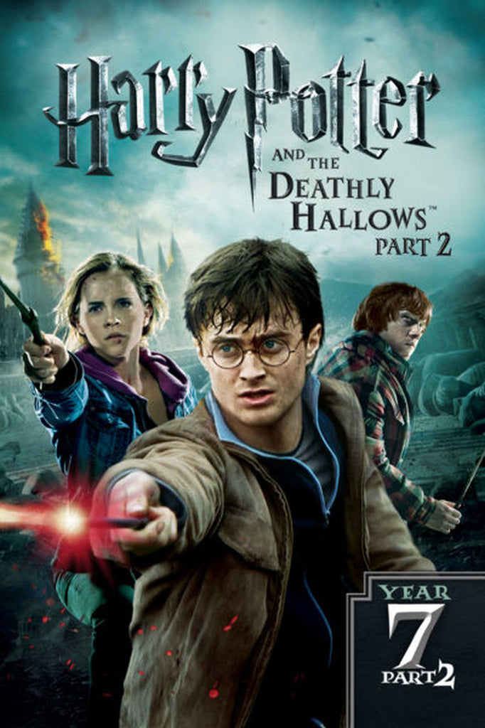 Holiday Movie Review: Harry Potter and the Deathly Hallows Part 2