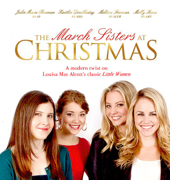 Movie Review: The March Sisters at Christmas