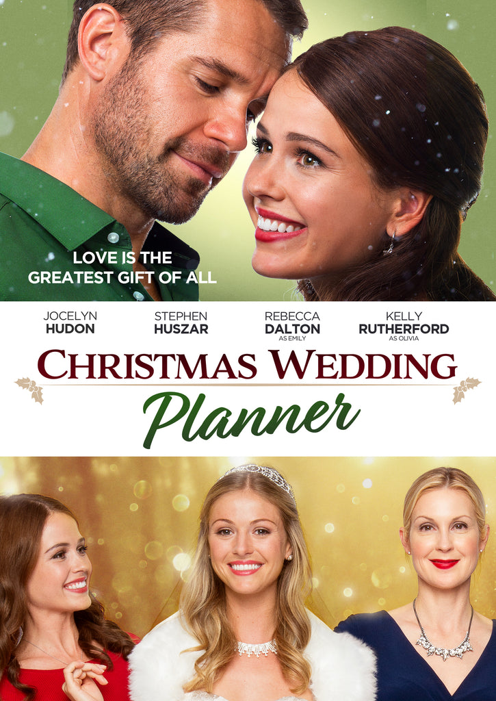 Holiday Movie Reviews: Christmas Wedding Planner