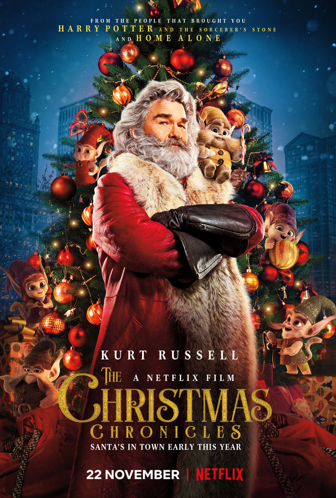 Holiday Movie Review: Christmas Chronicles