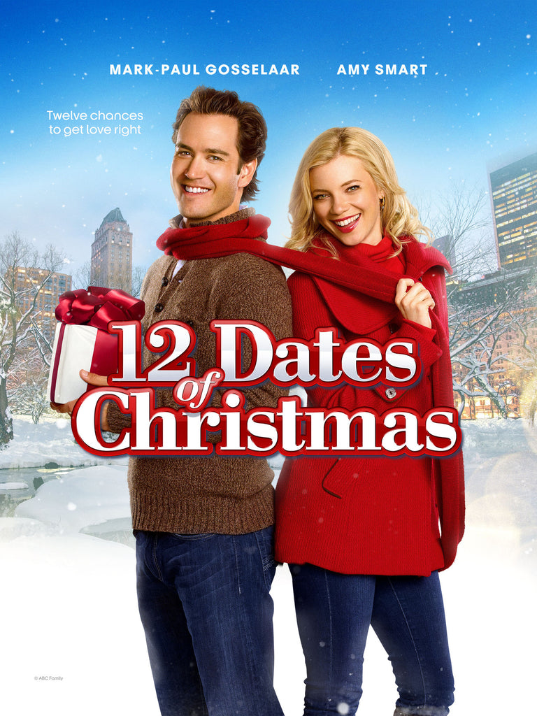 Holiday Movie Review: 12 Dates of Christmas