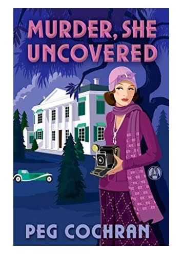 Book Review: Murder, She Uncovered