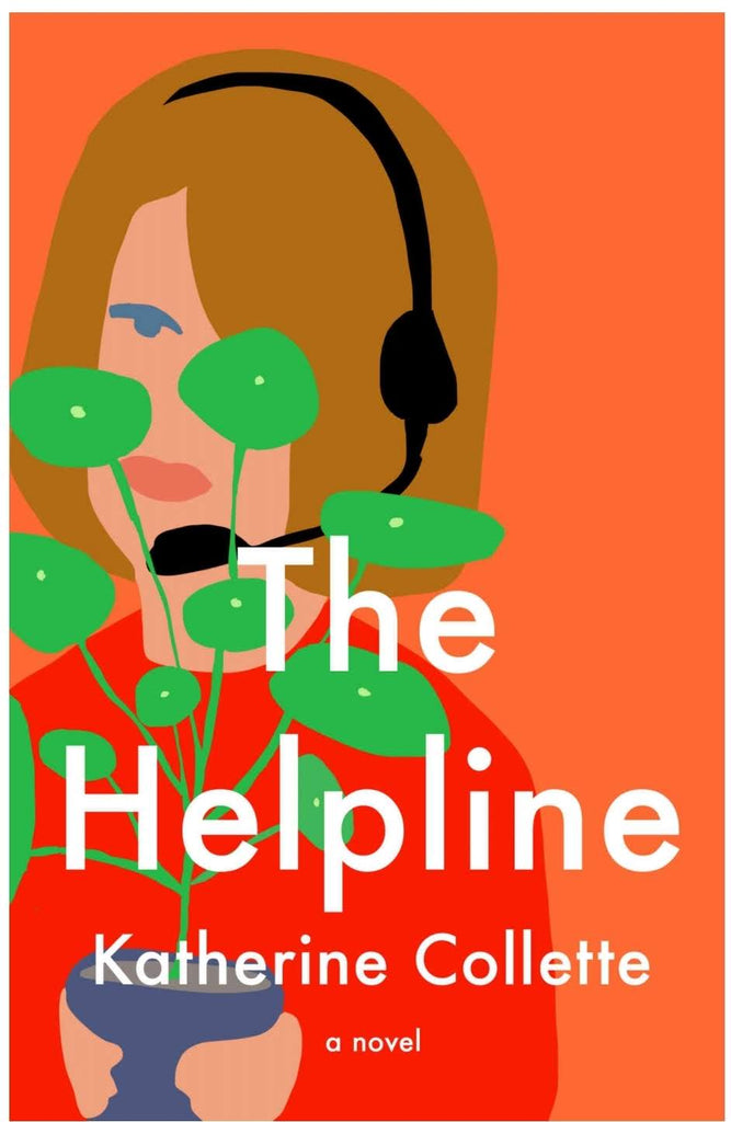 Book Review: The Helpline