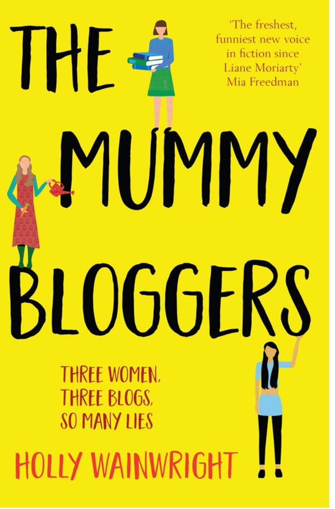Book review: The Mummy Bloggers