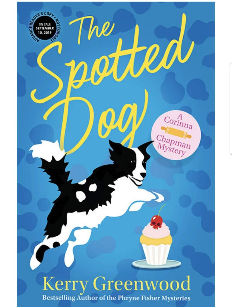 Book Review: The Spotted Dog