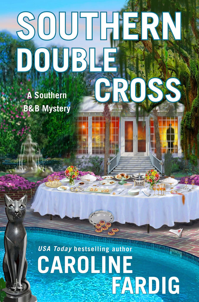 Book Review: Southern Double Cross | Caroline Fardig