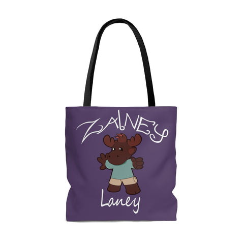 Zainey Laney Tote Bag - Zainey Laney