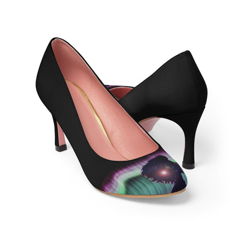 Seventh Sense High Heels - Zainey Laney
