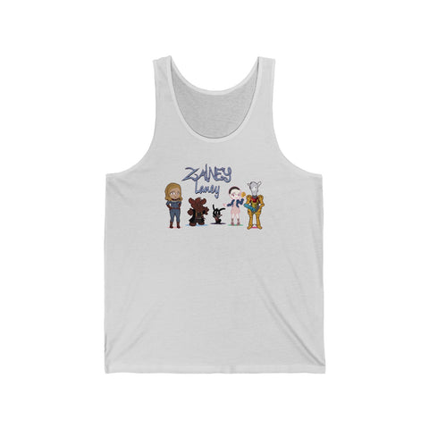 Colors of Zainey Unisex Tank - Zainey Laney