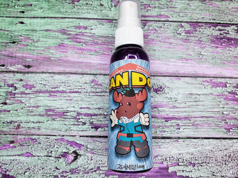 Deeply Discounted Sprays and Scrubs | Animation and Video Games - Zainey Laney