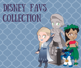 Disney Collection | Favs Collection - Zainey Laney