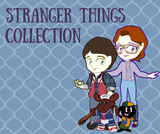 Stranger Things Collection | All Year - Zainey Laney
