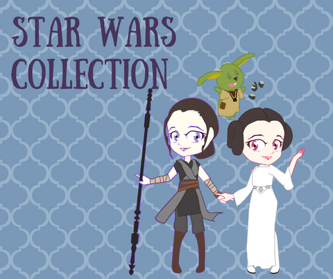 Star Wars Collection | All Year - Zainey Laney