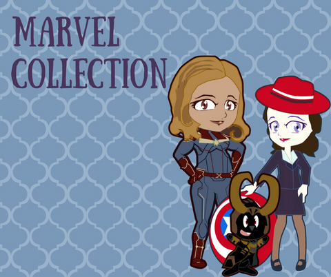 PREORDER MARVEL COLLECTION PR PRODUCTS ONLY!!!!