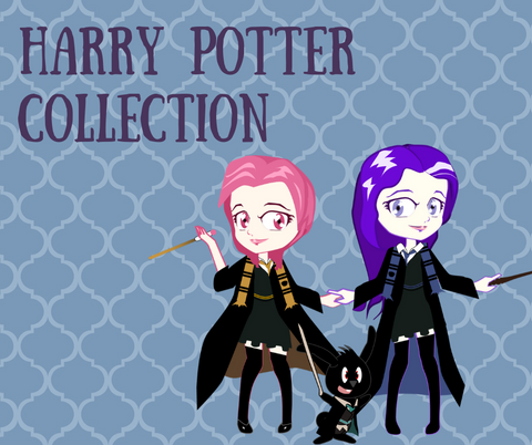 Harry Potter Collection - Zainey Laney