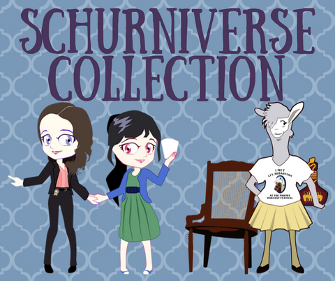 Schurniverse Collection (Michael Schur TV) - Zainey Laney