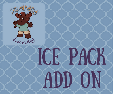 Ice Pack Add-ON - Zainey Laney