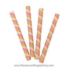 Strawberry Chocolate Wafer Sticks