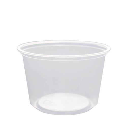 16 oz Plastic Deli Containers - 500 count-To-Go Packaging-Karat-No Lids-Carry Out Supplies