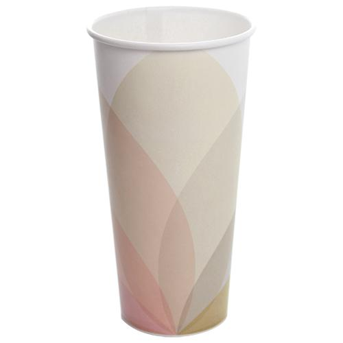 32oz Paper Cold Cups - KOLD (104.5mm) - 600 ct-Cups & Lids-Karat-No Lids-Carry Out Supplies