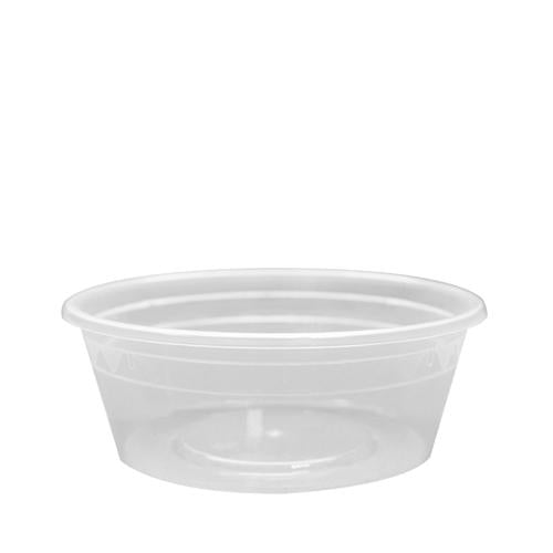 8oz PP Injection Molded Deli Containers & Lids - 240 ct-To-Go Packaging-Karat-Carry Out Supplies