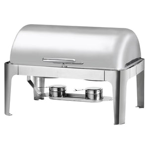 Atosa Full Size Roll Top Chafer AT61363-Smallwares-Karat-Carry Out Supplies