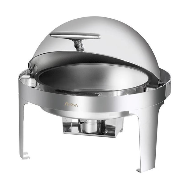 Atosa Round Roll Top Chafer AT51363-Smallwares-Karat-Carry Out Supplies