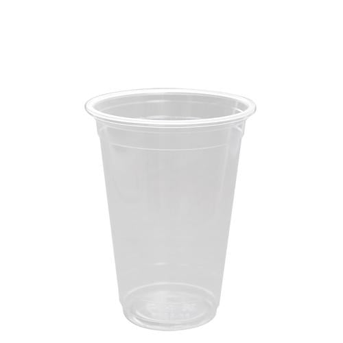 Bubble Tea Cups 16oz PP U-Rim Cold Cups (95mm) - 2,000 count-Cups & Lids-Karat-Carry Out Supplies